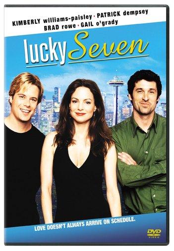 LUCKY SEVEN BY O'GRADY,GAIL (DVD)